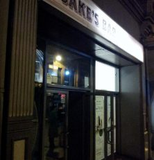 Jake's Bar and Still Room
