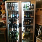 Don't miss the perfectly organized fridge.