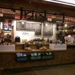 In the middle of Trinity Kitchen you'll find this café-slash-bar-slash-restaurant.