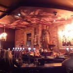 The Jewel Bar is too gaudy for my phone camera.