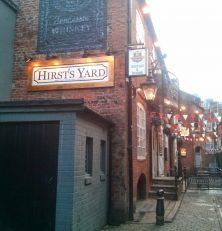 Hirst's Yard