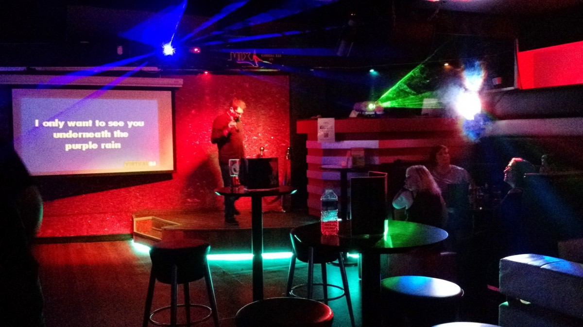 Mix Karaoke Bar | Leeds Beer Quest