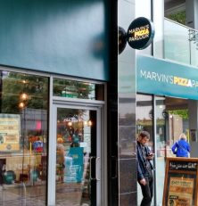 Marvin's Pizza Parlour