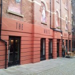The oldest part of the City Varieties building.