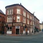 Clever name for Leeds Bridge's closest bar.