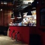 Lots of drinks at this bar!