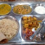 Three-course thali? Yes, please!
